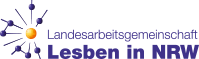 LAG Lesben in NRW Logo